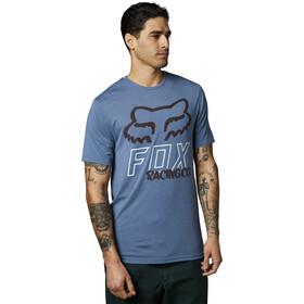 Fox Hightail SS Tech Tee Men, blu
